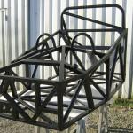Châssis en acier pour prototype